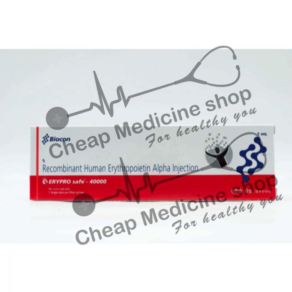 Buy Erypro Safe 40000 IU 1ml Injection