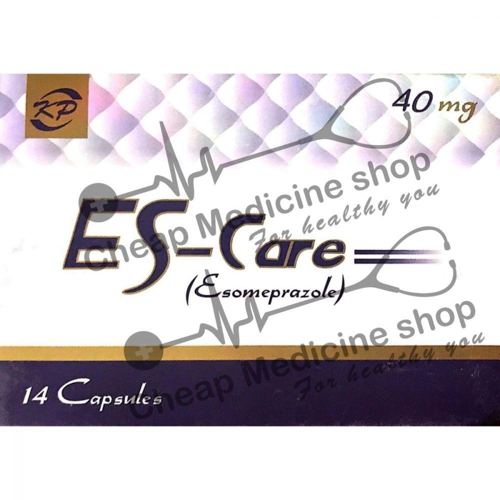 Buy Es Care 40 Mg Tablet