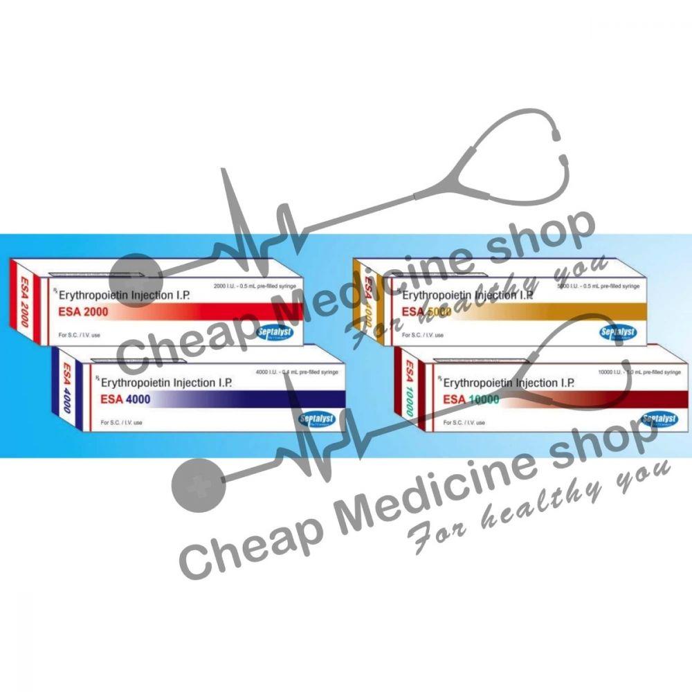 Buy ESA 10000 IU Injection