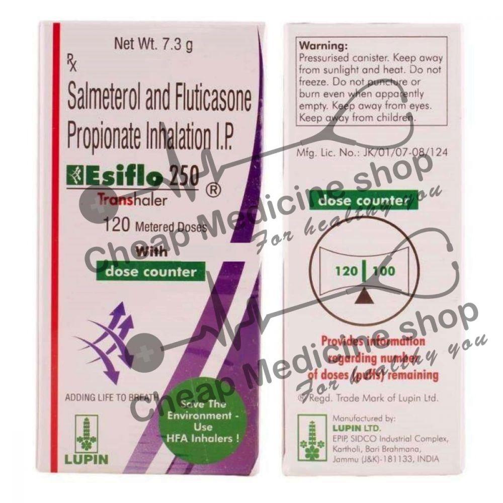 Buy Esiflo HFA Transhaler