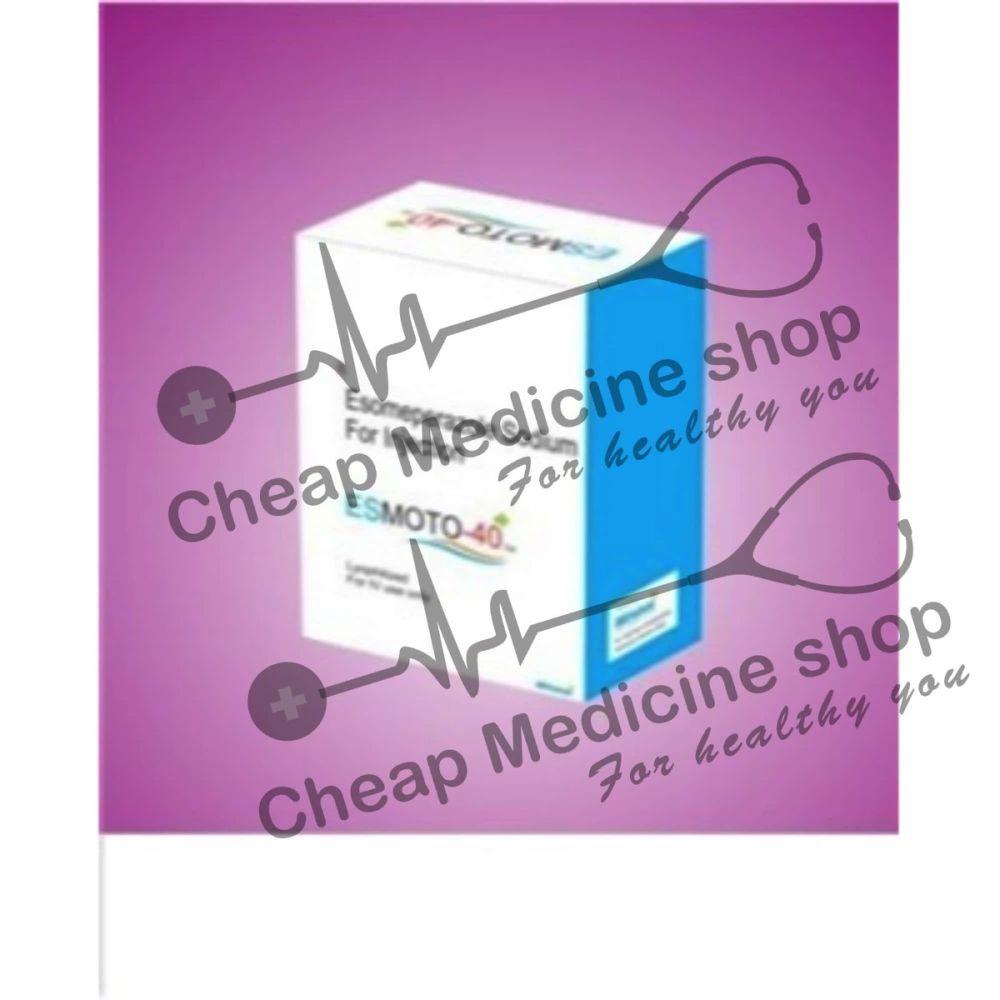 Buy Esmoto 40 Mg Injection