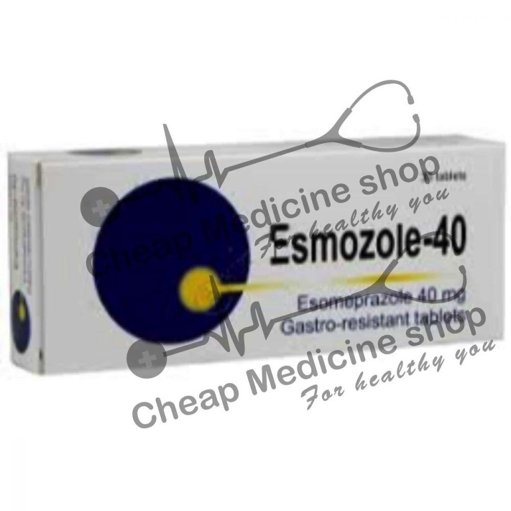 Buy Esmozole 40 Mg Tablet