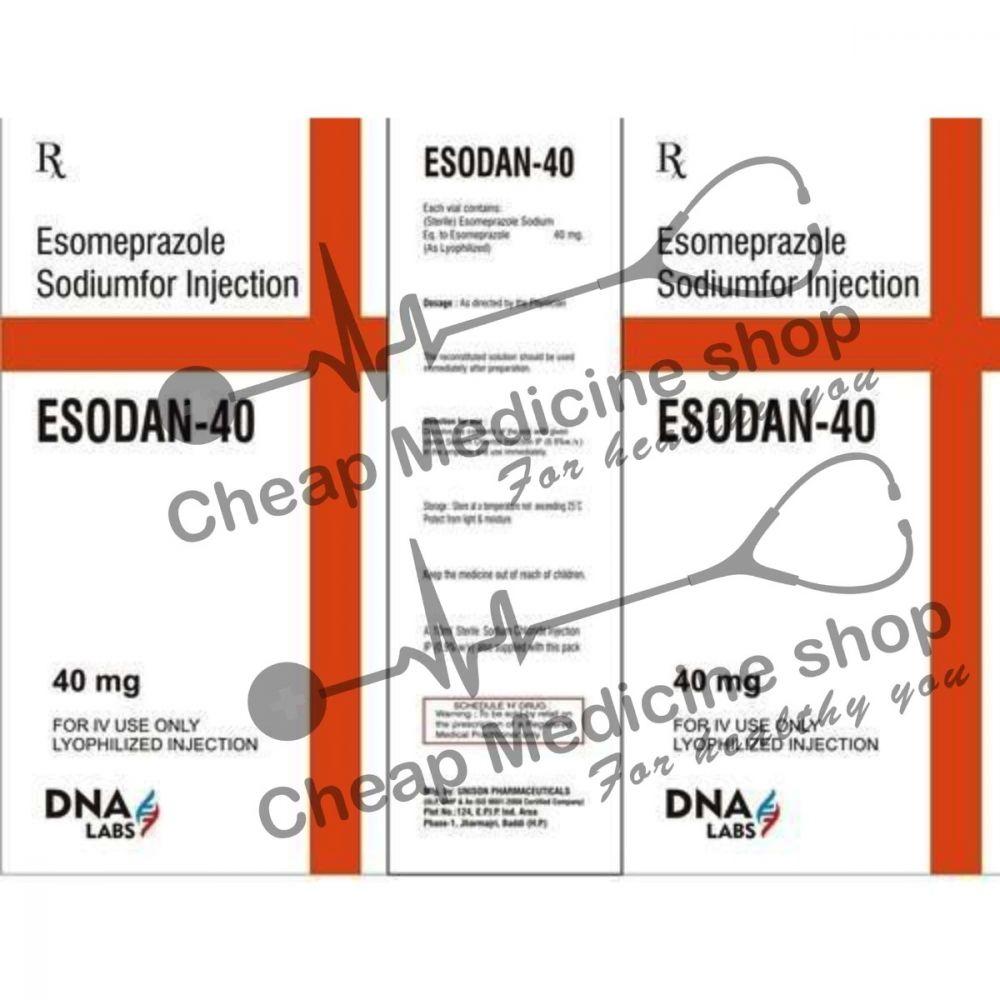 Buy Esodan 40 Mg Injection