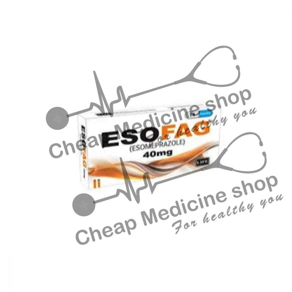 Buy Esofag 40 Mg Tablet