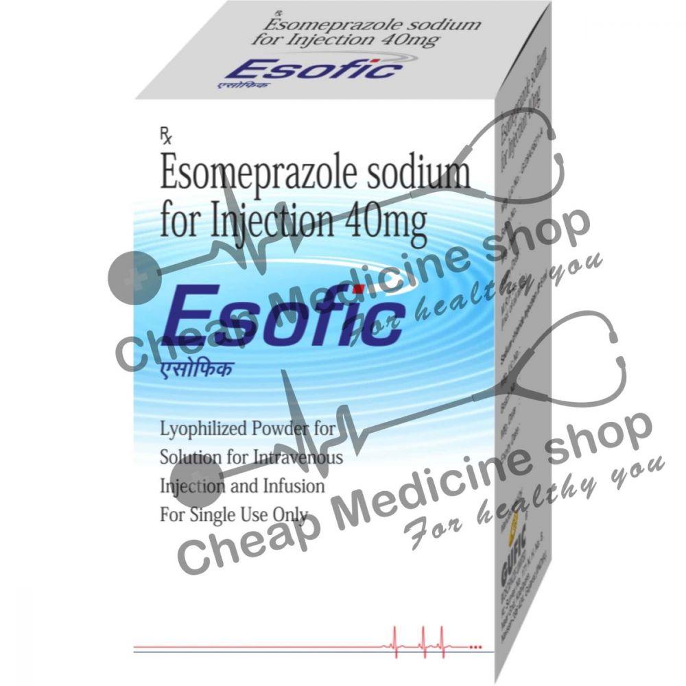 Esofic 40 Mg Injection