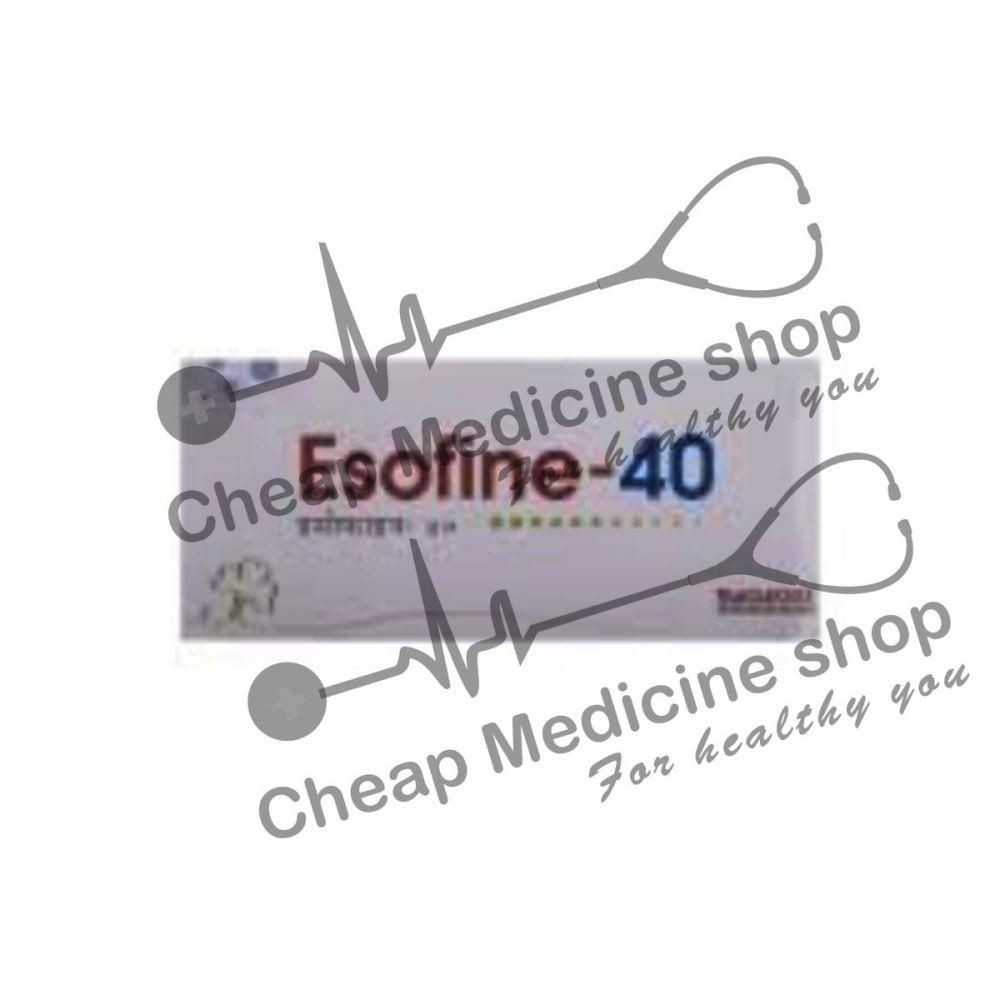 Buy Esofine 40 Mg Tablet