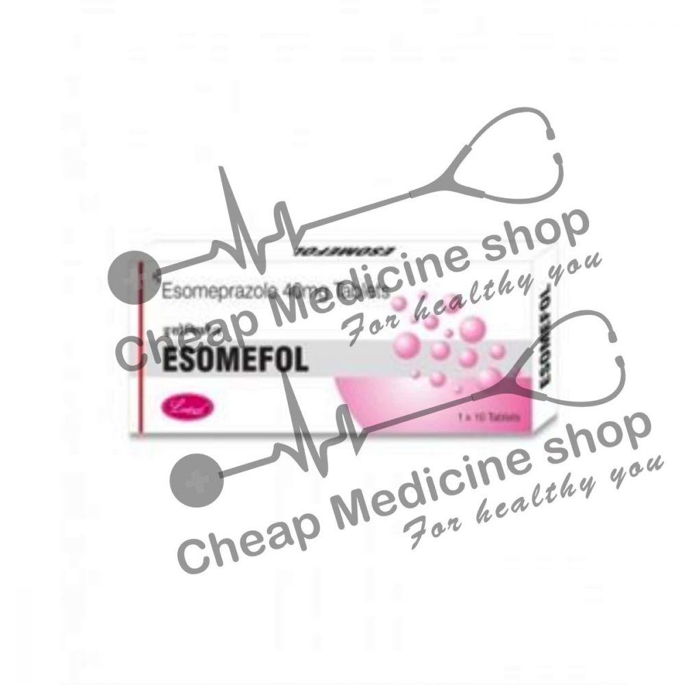 Buy Esomefol 40 Mg Tablet