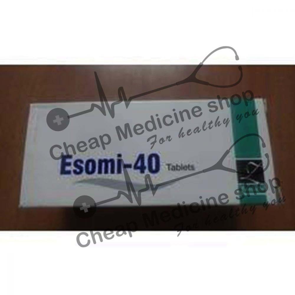 Buy Esomi 40 Mg Tablet