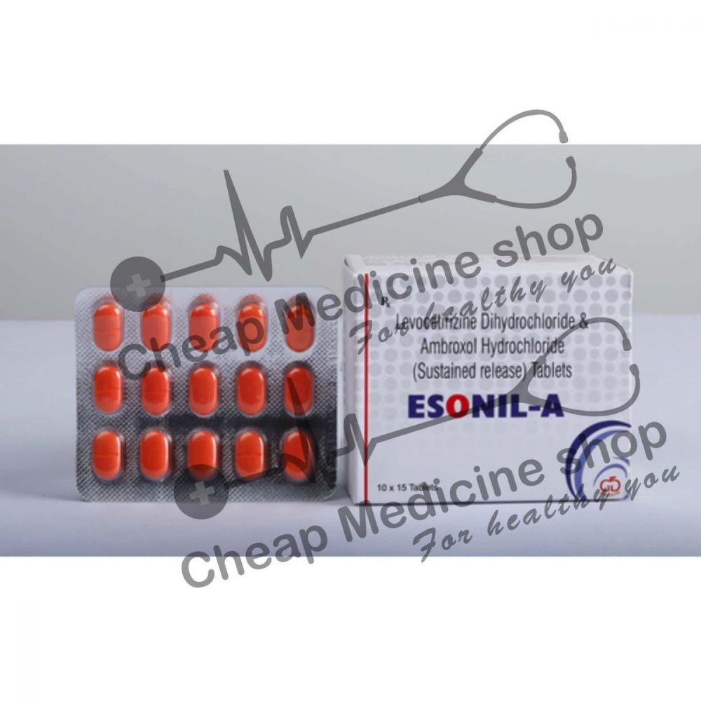 Buy Esonil 40 Mg Tablet