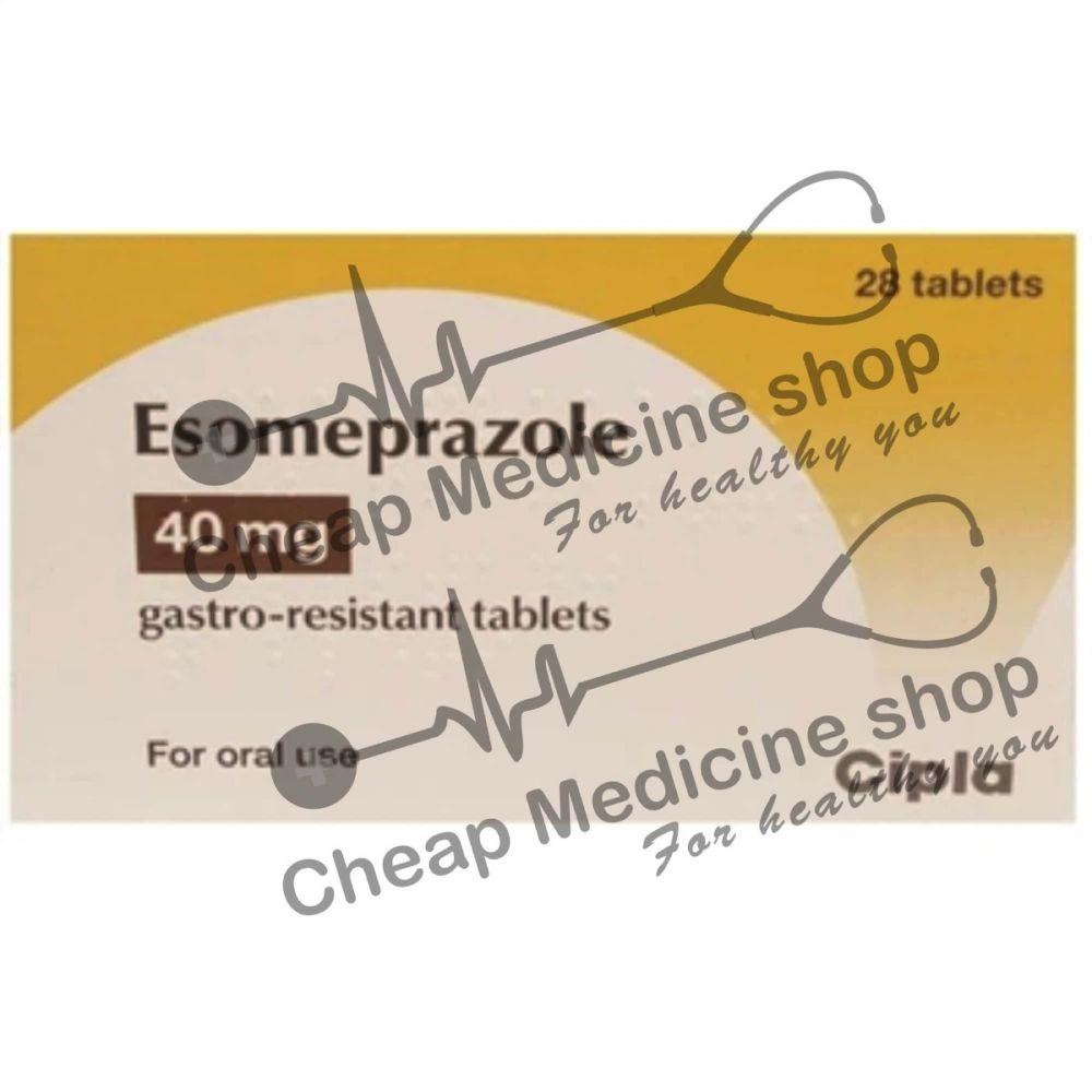 Buy Esoprazole 40 Mg Tablet