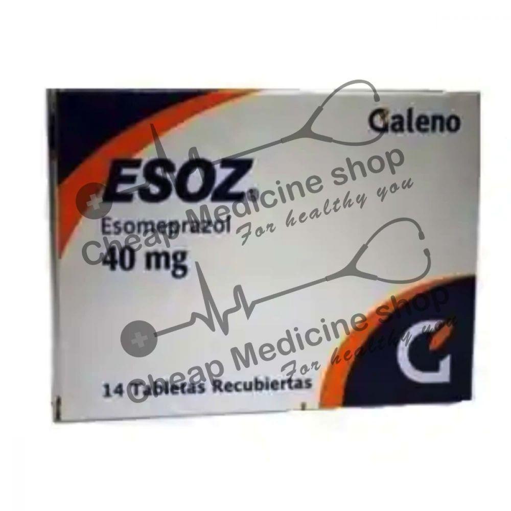 Buy Esoz 40 Mg Injection