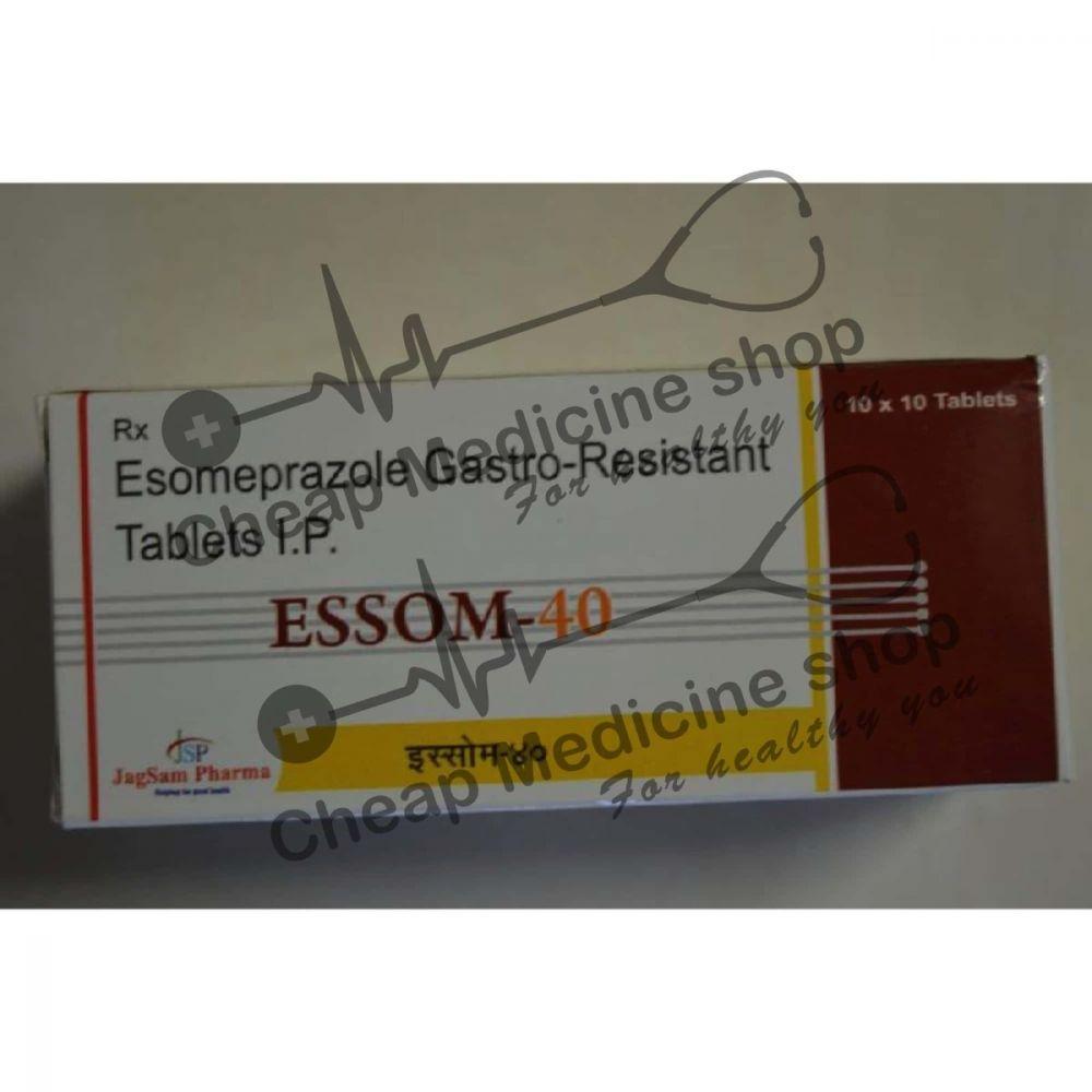 Buy Essom 40 Mg Tablet