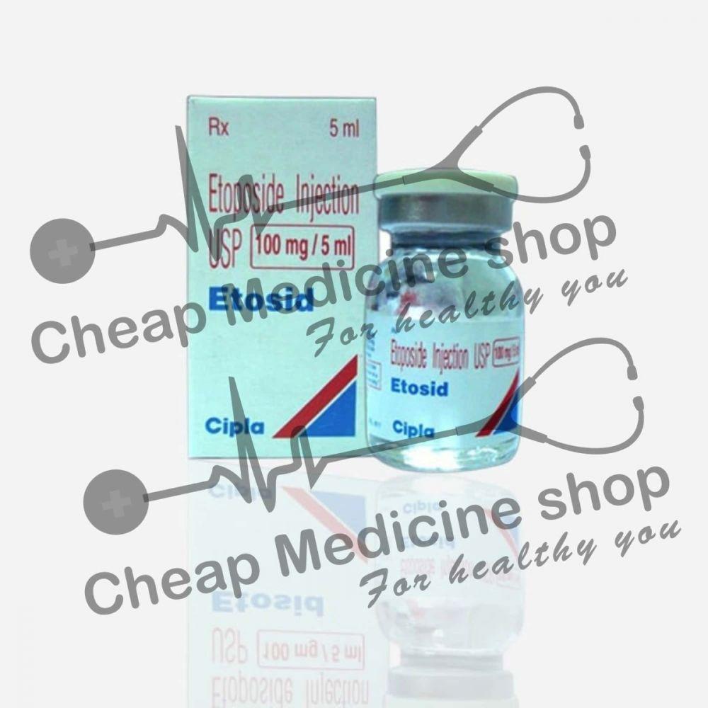 Buy Etosid 100 Mg Injection