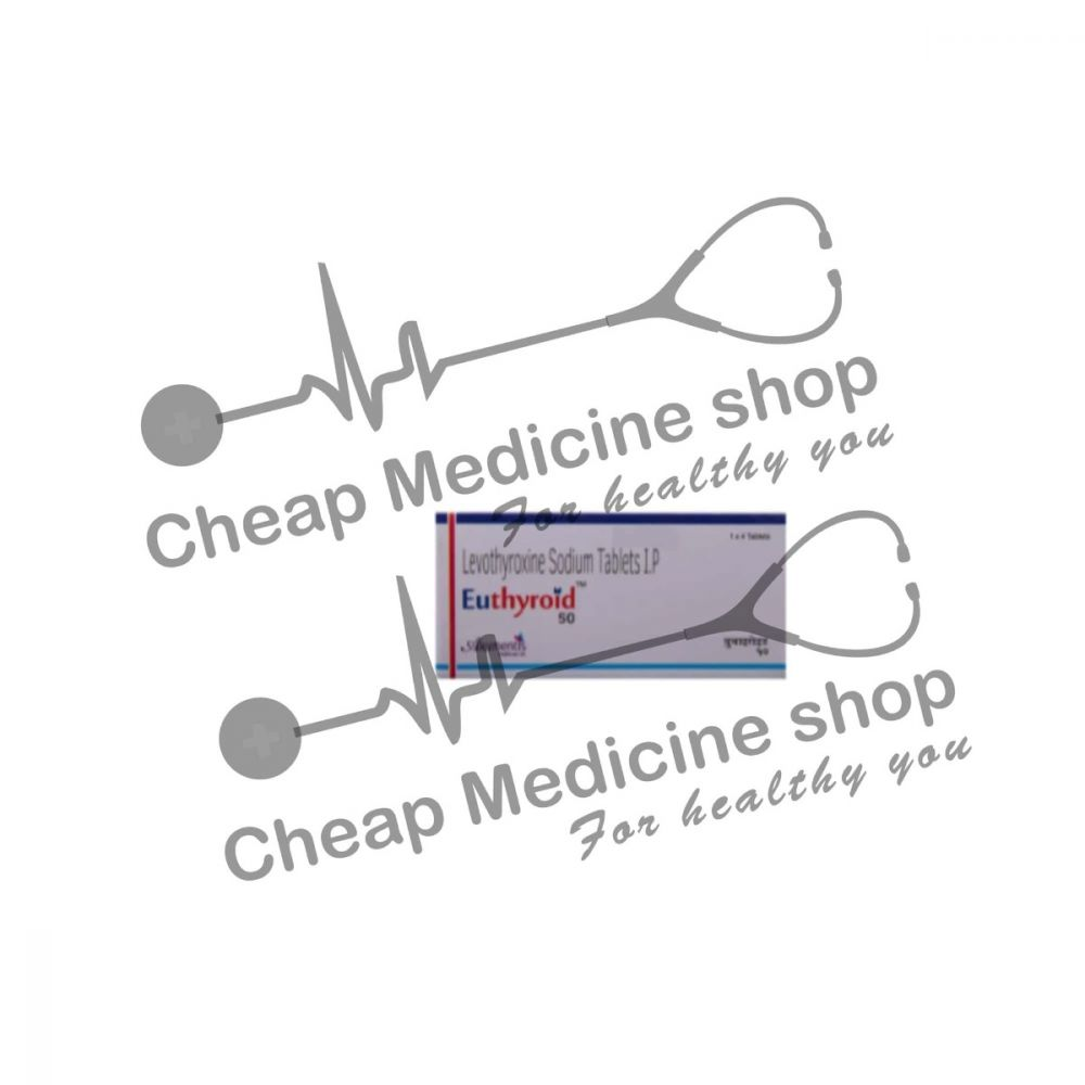 Buy Euthyroid 25 Tablet