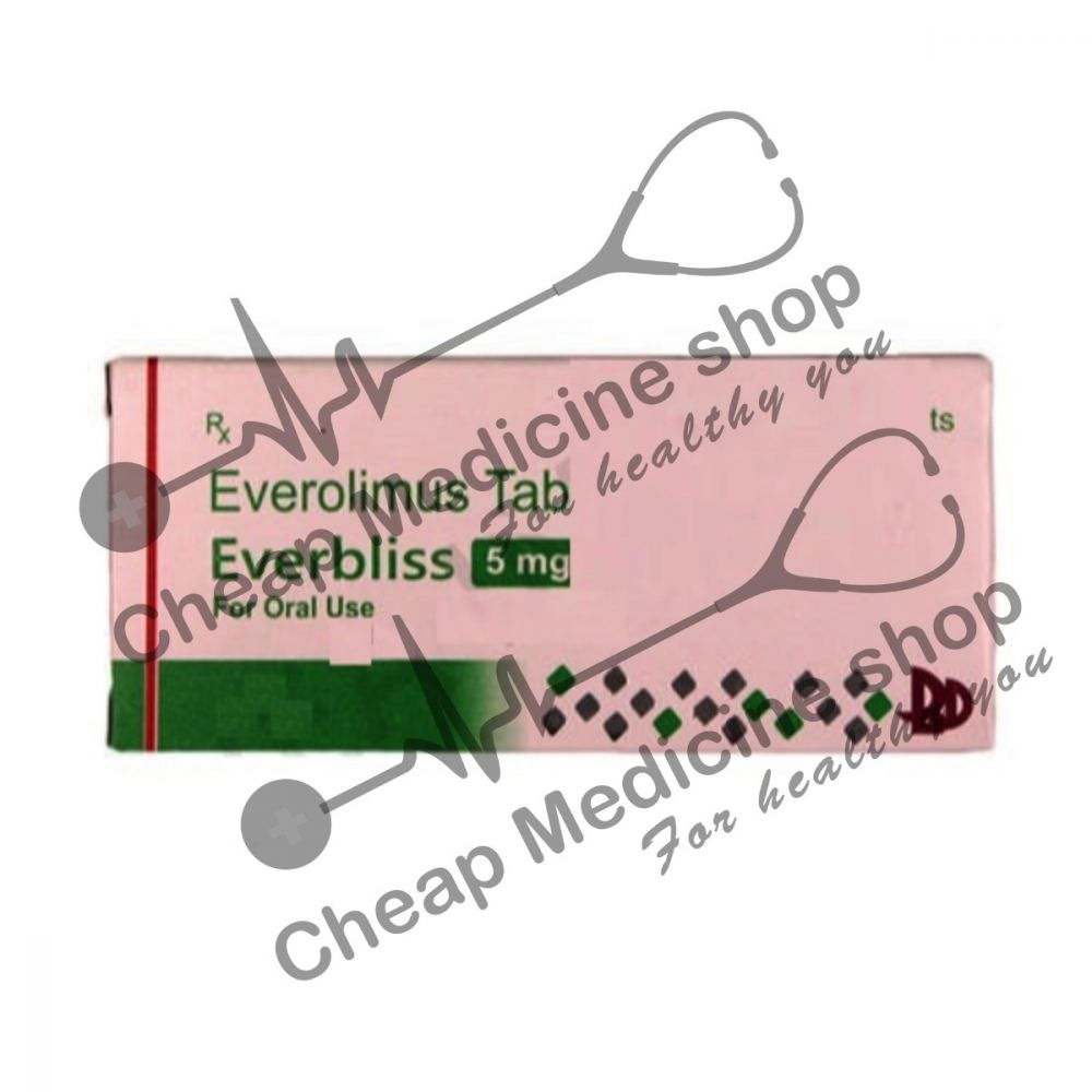 Buy Everbliss 5mg Tablet