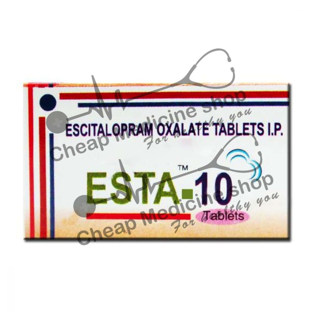 Buy Ezta 10 Mg Tablet