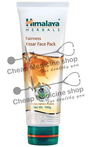Fairness Kesar Face Pack 50gm