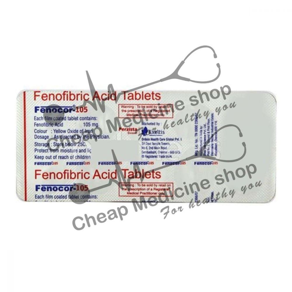Buy Fenocor 105 Mg Tablet