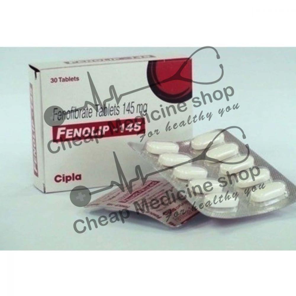 Buy Fenolip 250 Mg Capsule