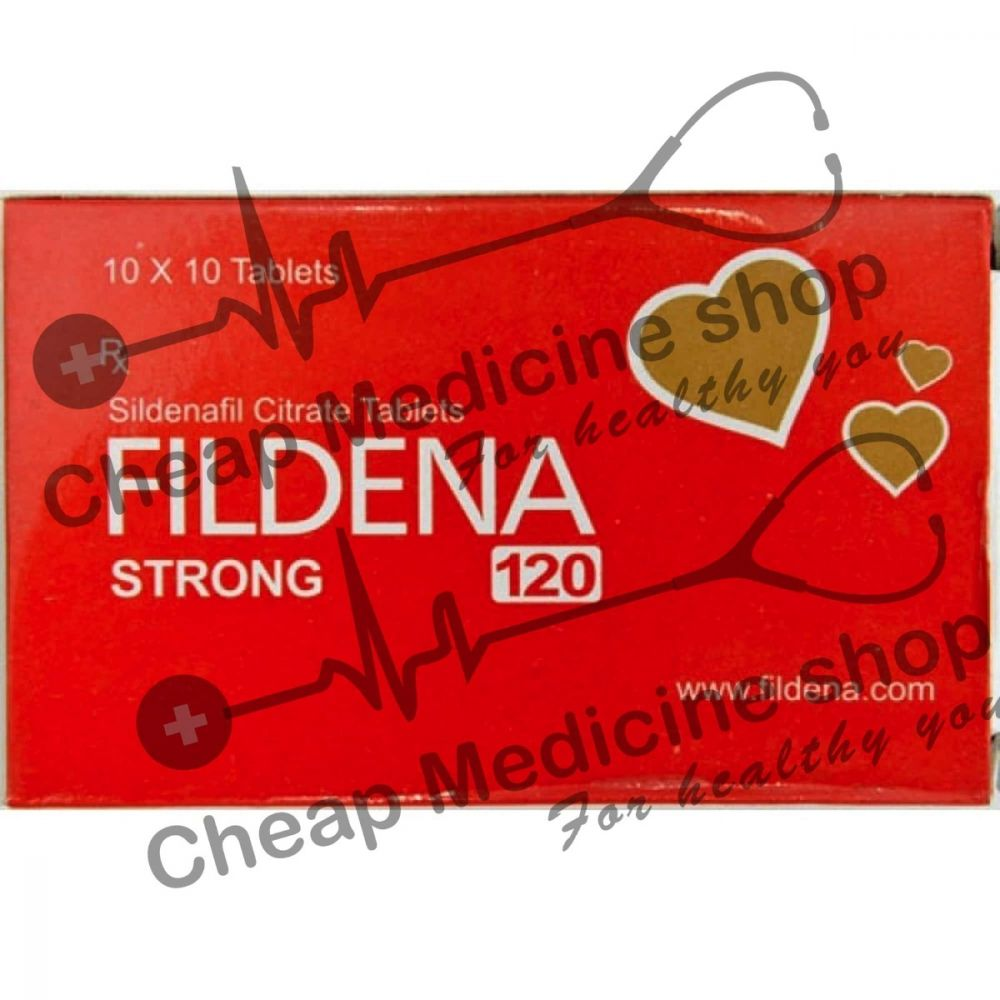 Buy Fildena 120 Mg