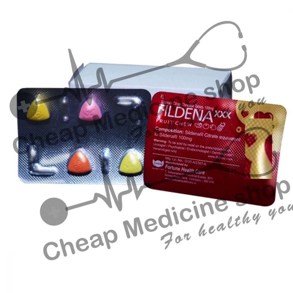 Buy Fildena XXX 100 Mg