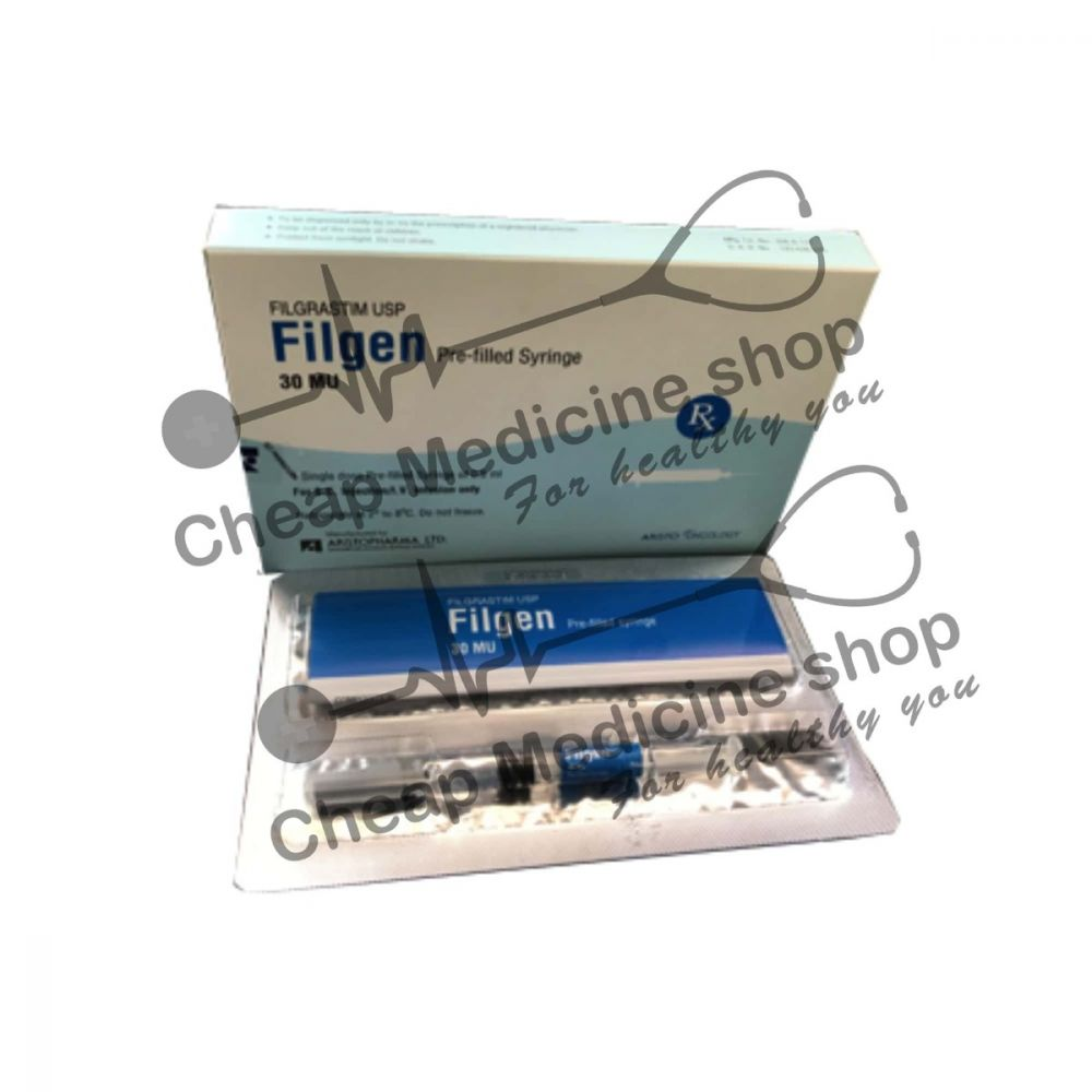 Buy Filgen 300 mcg Injection