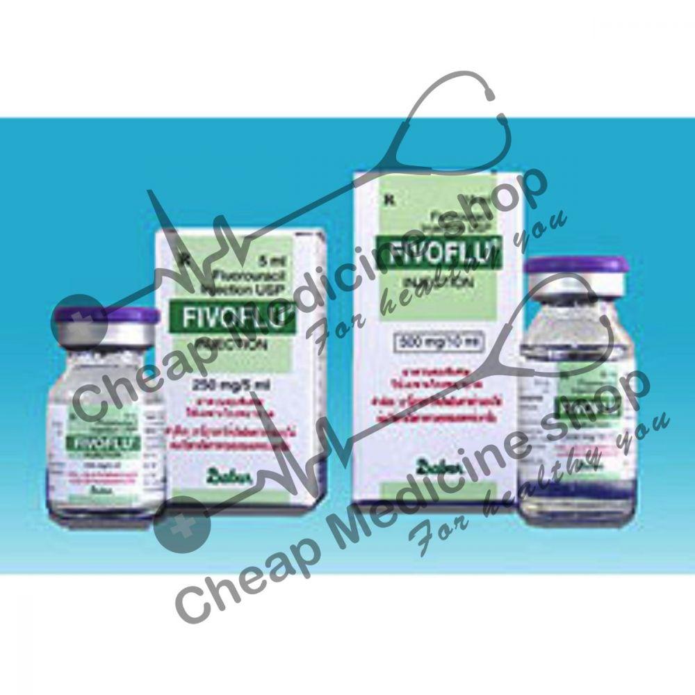 Buy Fivoflu 500 mg Injection 10 ml