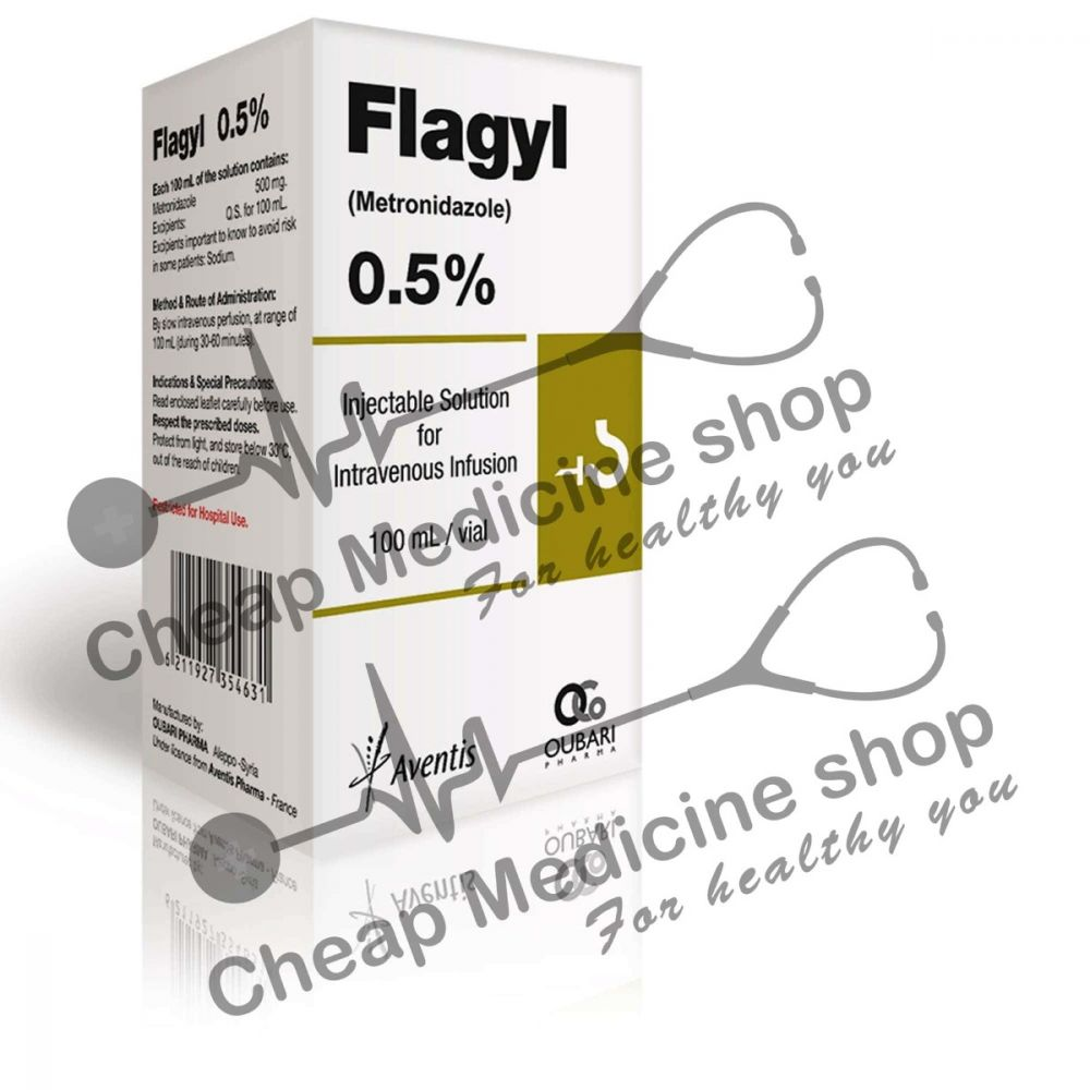 Buy Flagyl Infusion (Metronidazole)