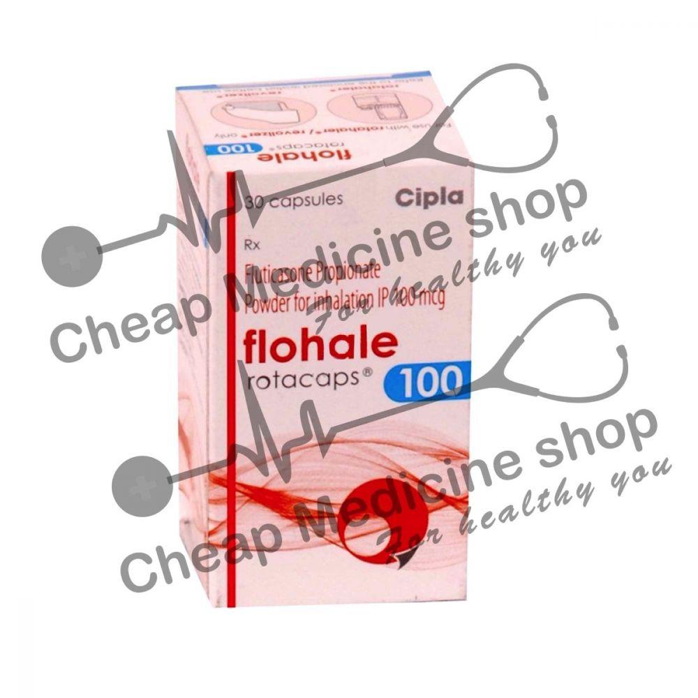 Buy Flohale Rotacaps 100 Mcg