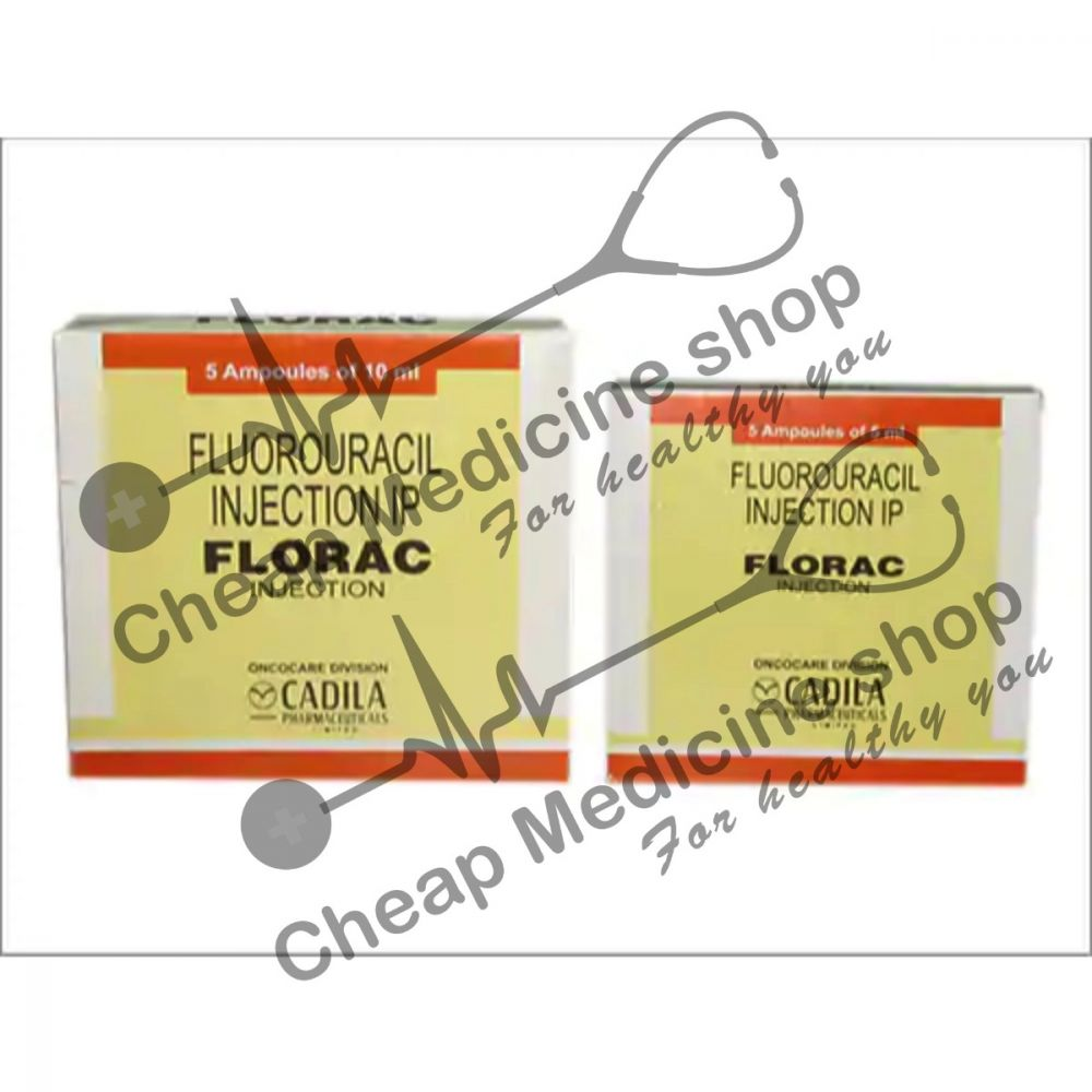 Buy Florac 250 mg Injection 5 ml