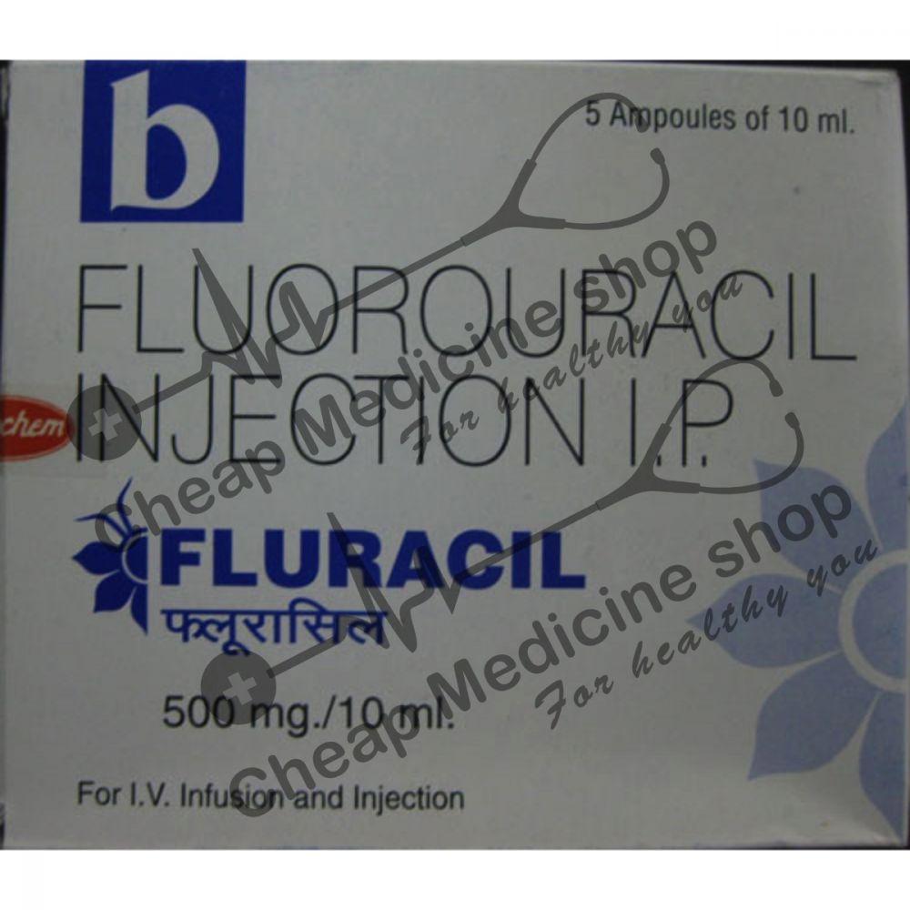 Buy Fluracil 250 mg Injection 5 ml