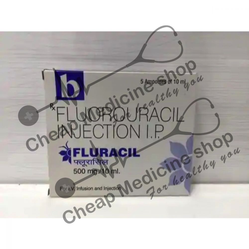 Buy Fluracil 500 mg Injection