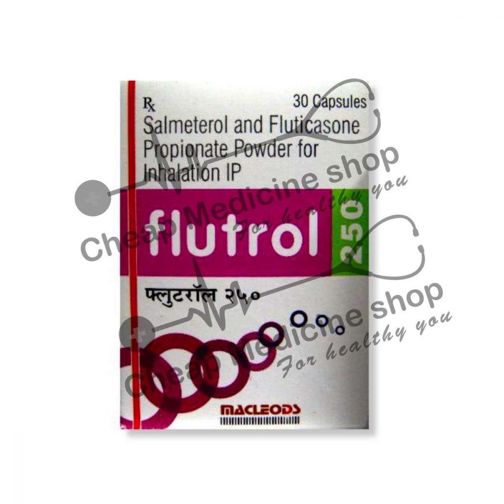 Buy Flutrol 250 Capsule