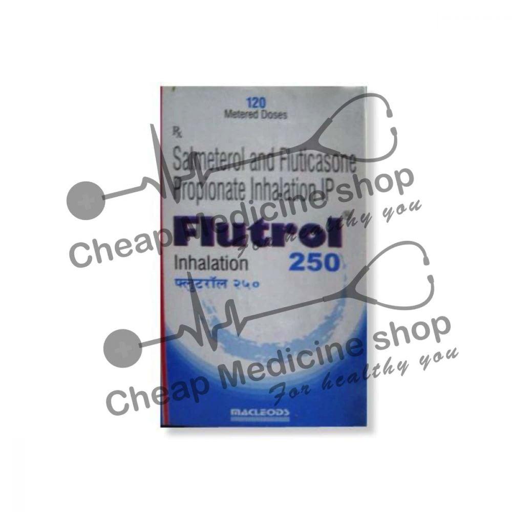 Buy Flutrol 250 Inhaler