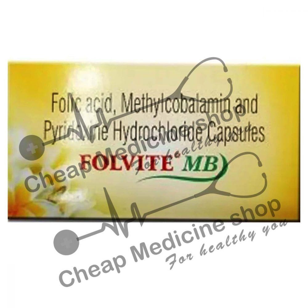 Buy Folvite Active Capsule