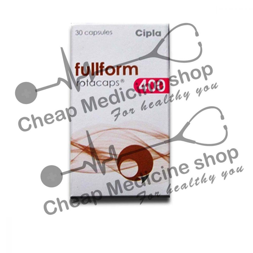 Buy Fullform Rotacaps 400 Mcg+6 Mcg (Aerosol Rotacaps)
