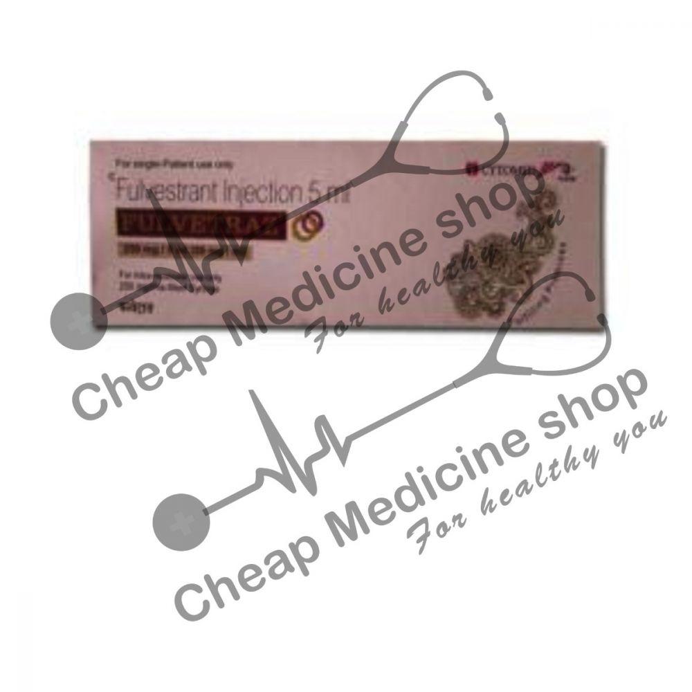 Buy Fulvetraz 250 mg Injection 5 ml