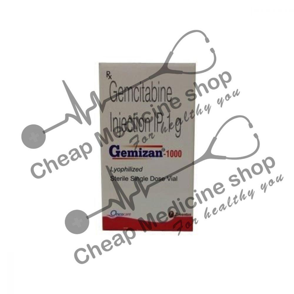 Buy Gemizan 1 gm Injection