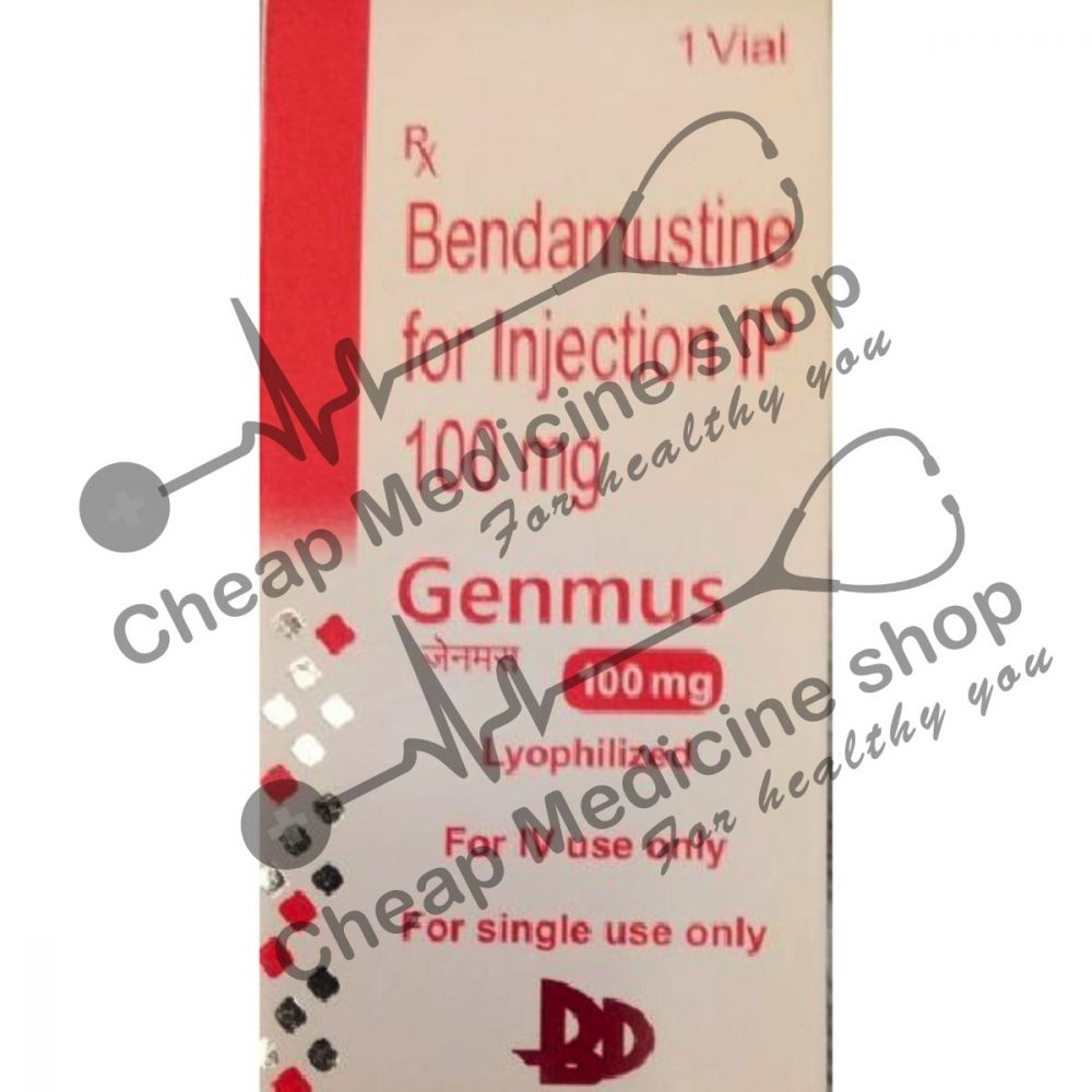 Buy Genmus 100 mg Injection