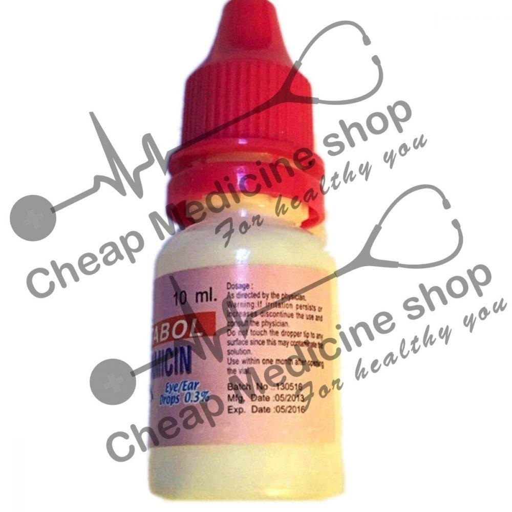 Buy Gentamicin 10 ml Eye Drop