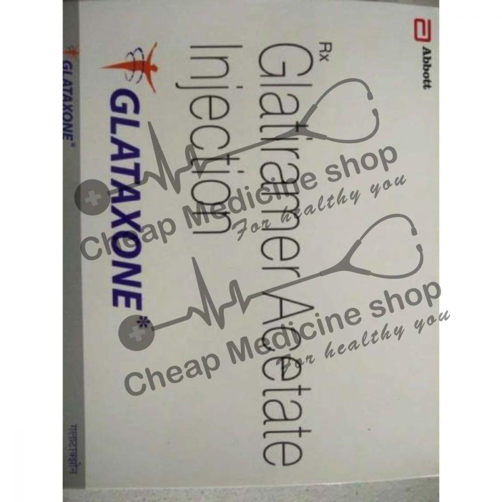 Buy Glataxone 20 Mg Injection