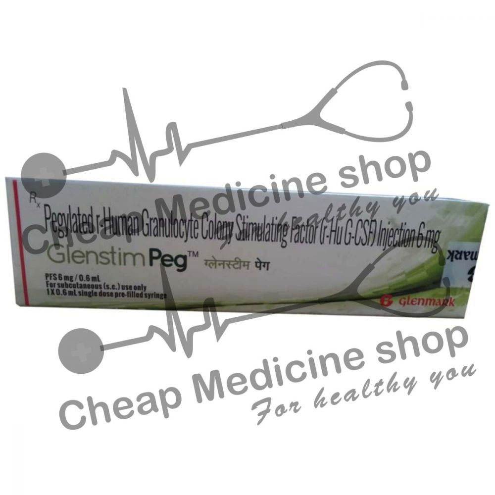 Buy Glenstim Peg 6 Mg