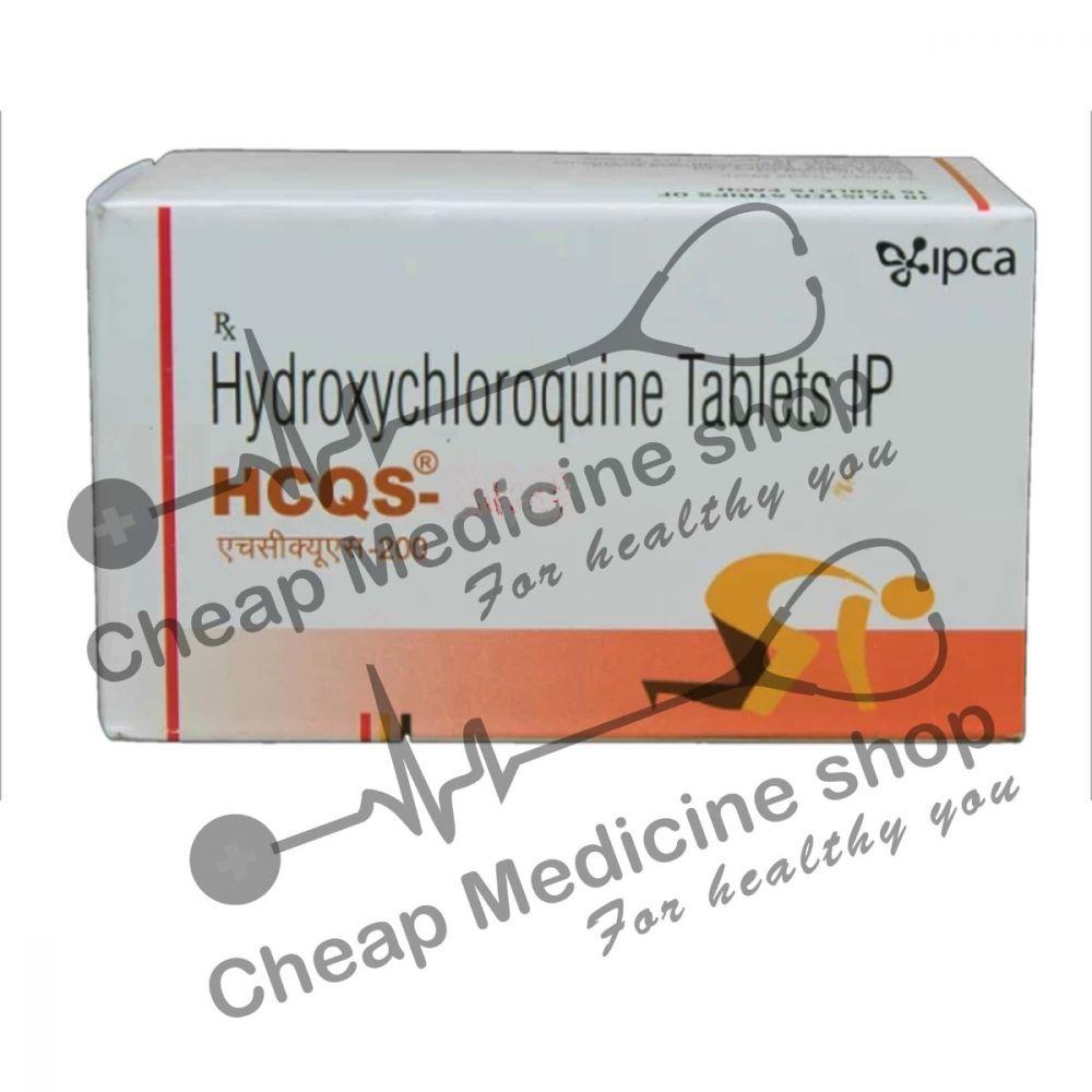 Buy Hcqs 300 Mg Tablet (Plaquenil)