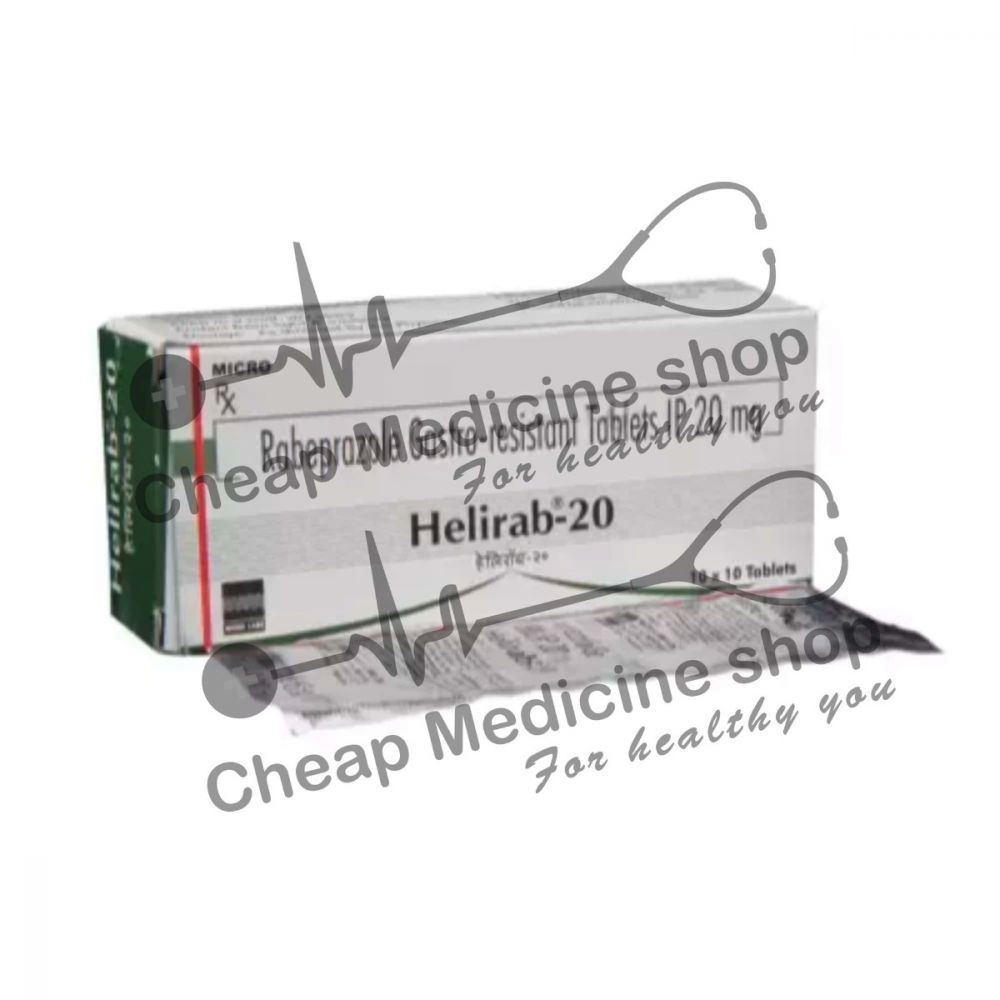 Buy Helirab 20 Mg 10ml Injection