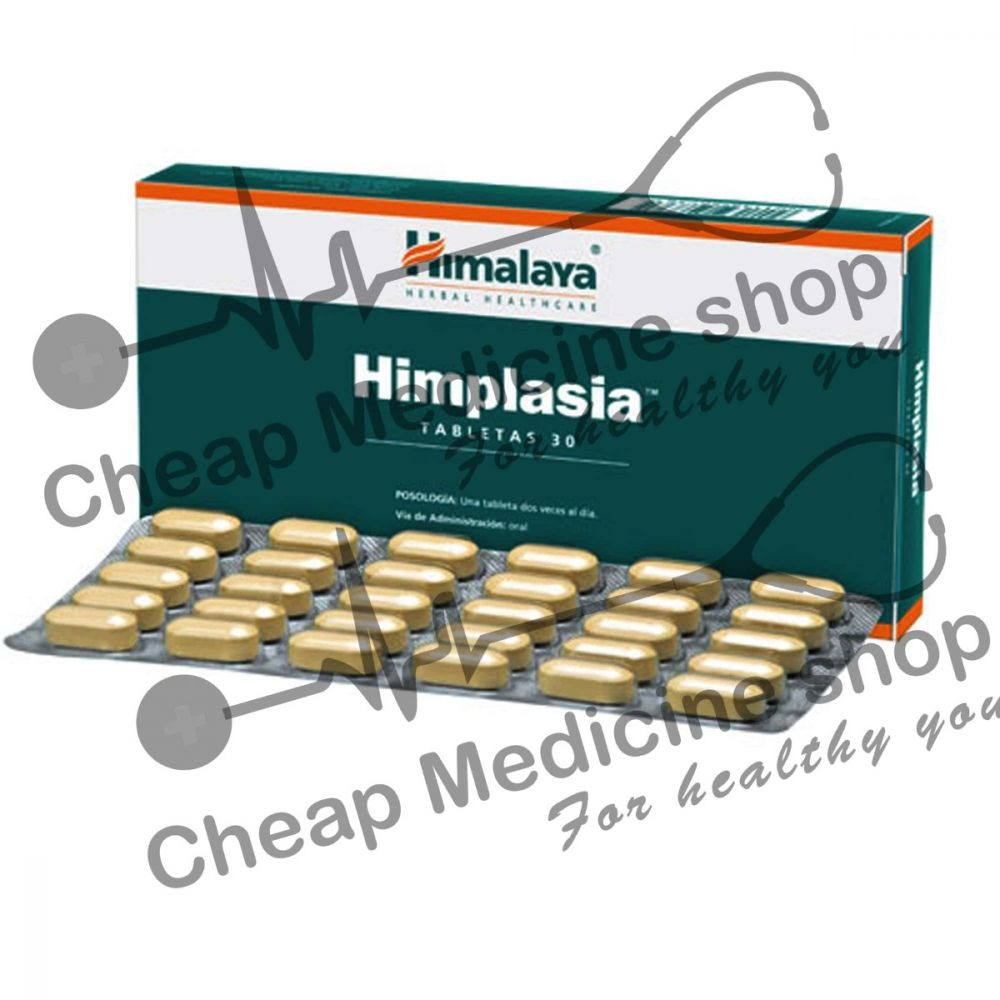 Buy Himalaya Himplasia Tablet