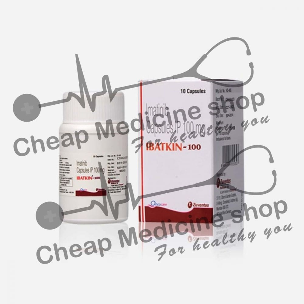 Buy Ibatkin 100 Mg Capsule