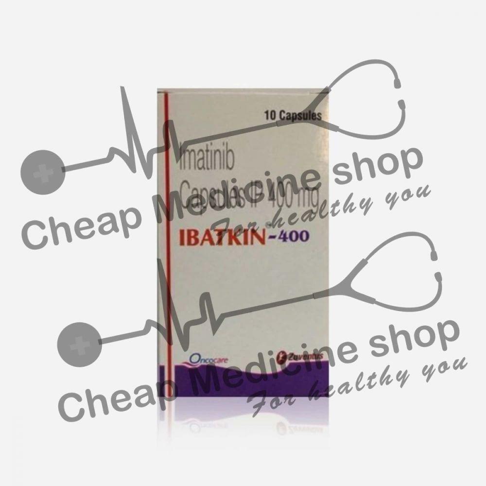 Buy Ibatkin 400 Mg Capsule