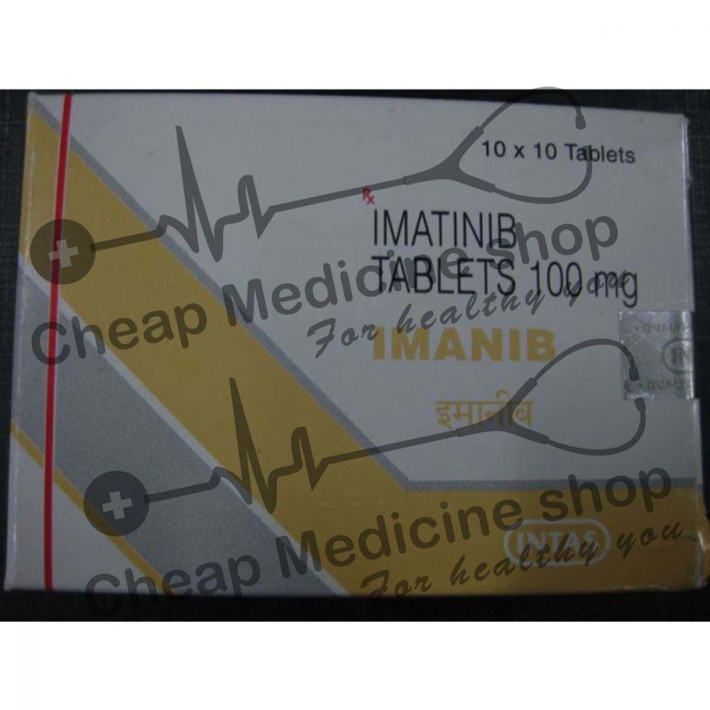 Buy Imanib 100 Mg Tablet