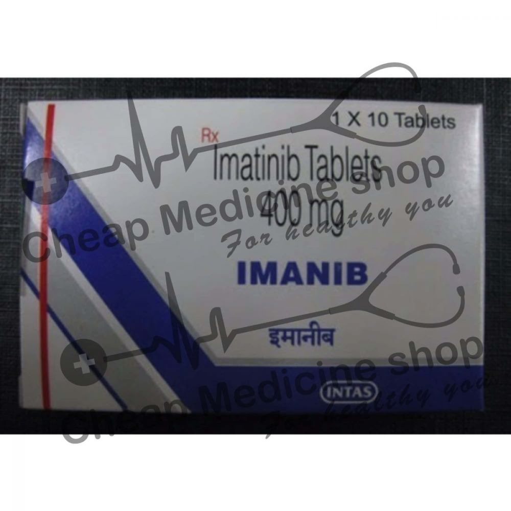 Buy Imanib 400 Mg Tablet