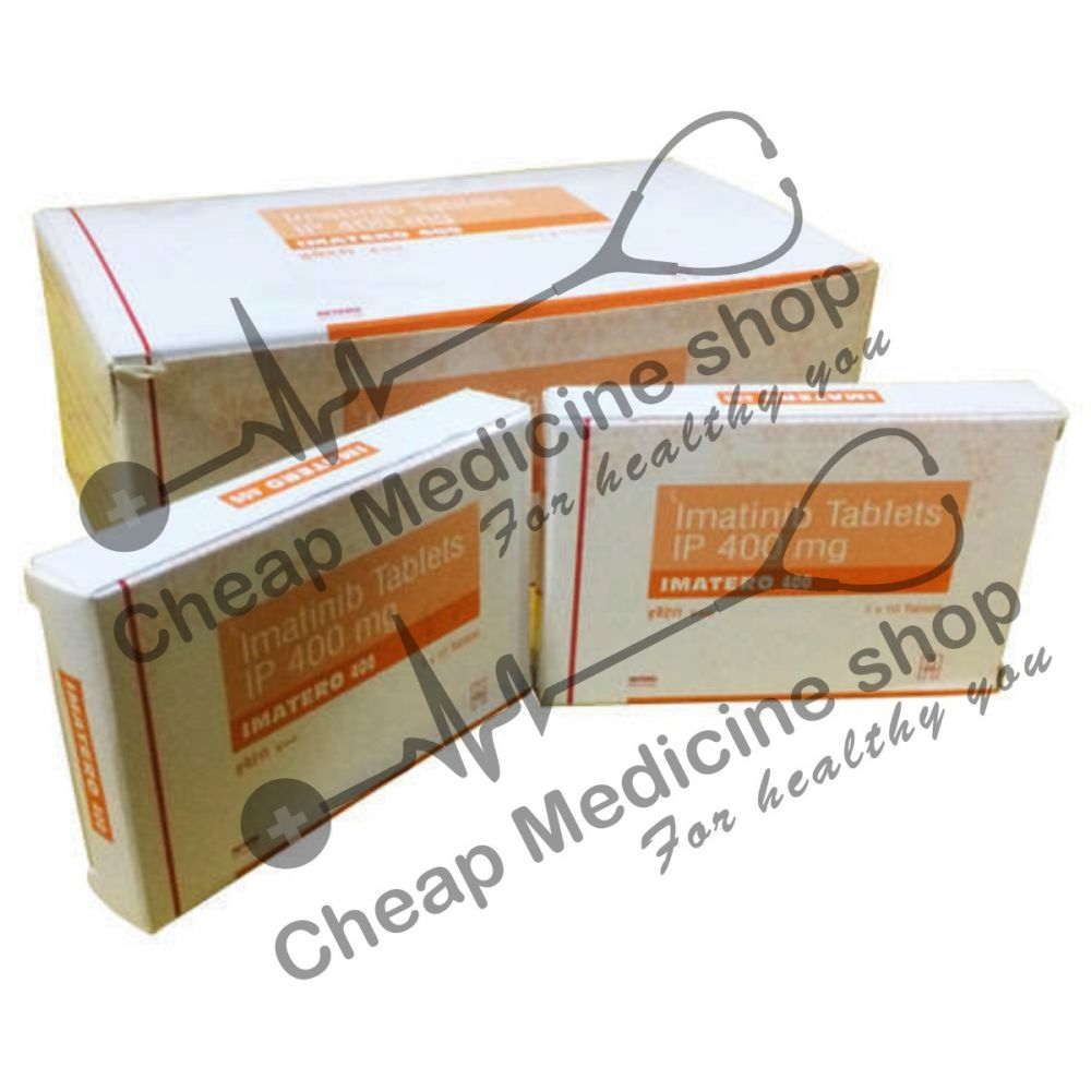 Buy Imatero 100 mg Tablet